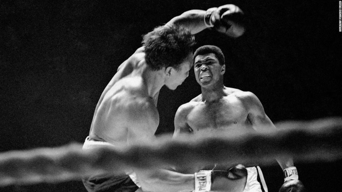 10 things we learned about Muhammad Ali from Ken Burns' epic documentary