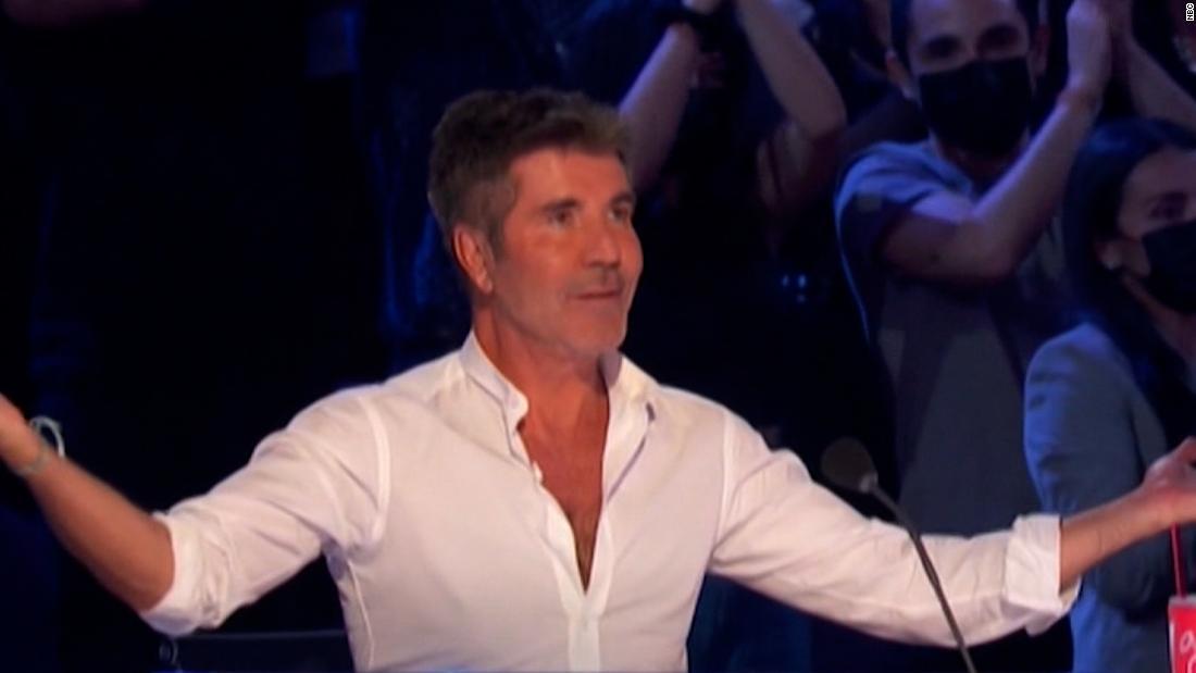 The winner of 'America's Got Talent' is ...