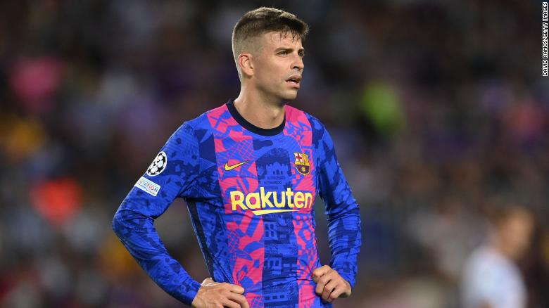 Pique admits 'we are who we are' as Barça trounced by Bayern at Camp Nou