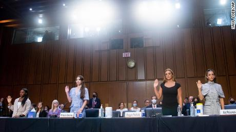 """McKayla Maroney: FBI made """"totally false claims about what I said"""""""
