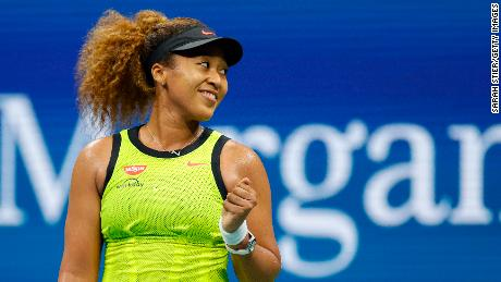 Naomi Osaka, also named in Time's list, sparked discussion around mental health this year.