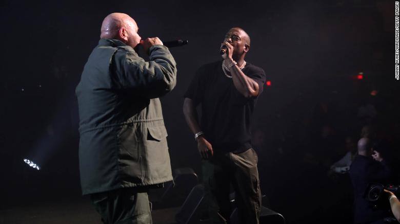Fat Joe and Ja Rule face off in Verzuz battle