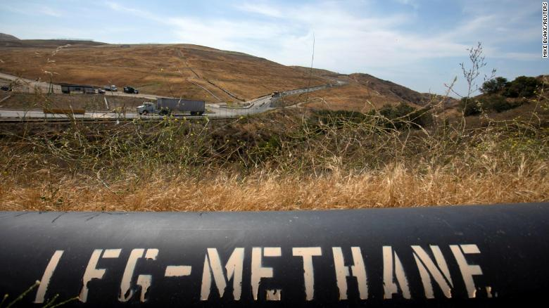 US and EU expected to release details of pledge to reduce planet-warming methane emissions on Friday