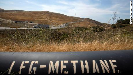 Biden announces global goal to reduce planet-warming methane emissions