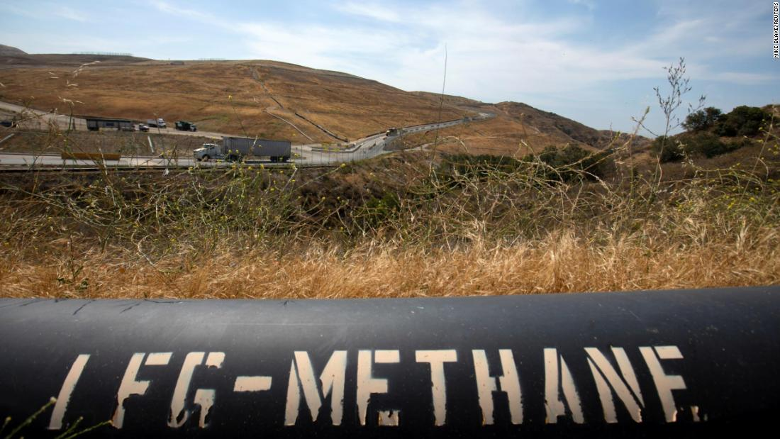 US, EU will announce global pledge to reduce planet-warming methane emissions on Friday