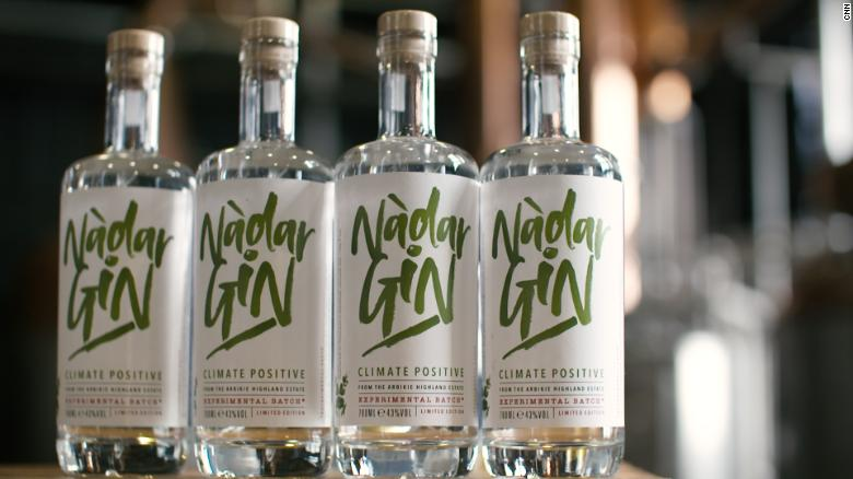 Three ways this gin made from peas is good for the climate