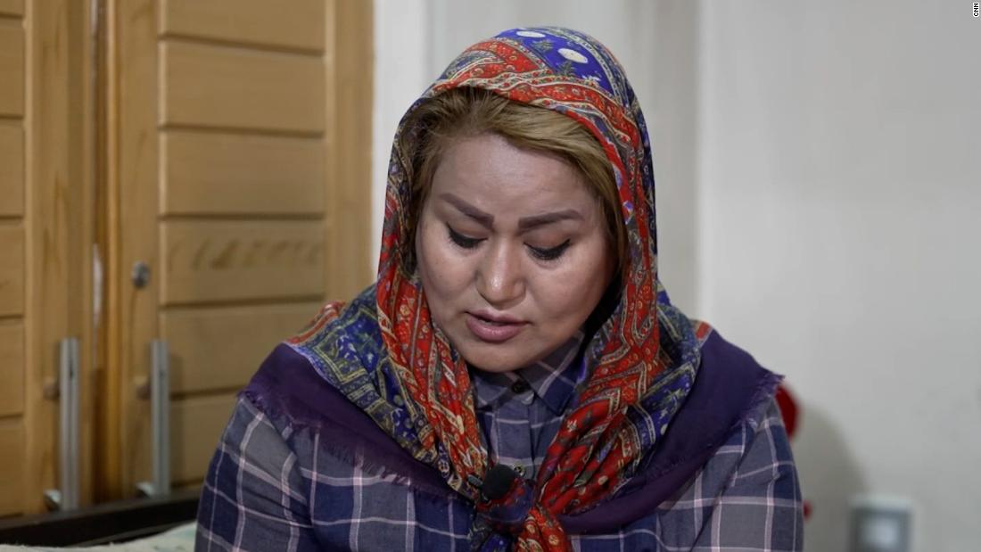Woman hiding from Taliban speaks out: If they find me, I hope they kill me quickly