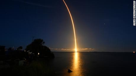 L'equipaggio civile di Inspiration 4 è decollato dal Kennedy Space Center di Cape Canaveral, in Florida, il 15 settembre.