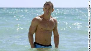How Daniel Craig's body became his James Bond signature