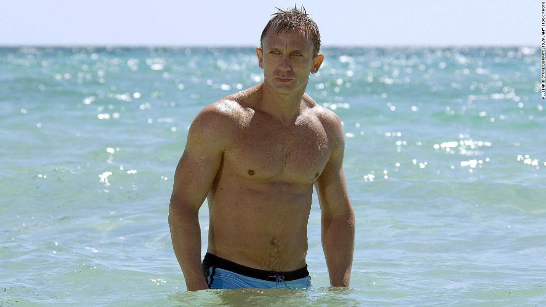 How Daniel Craig's body became his Bond signature