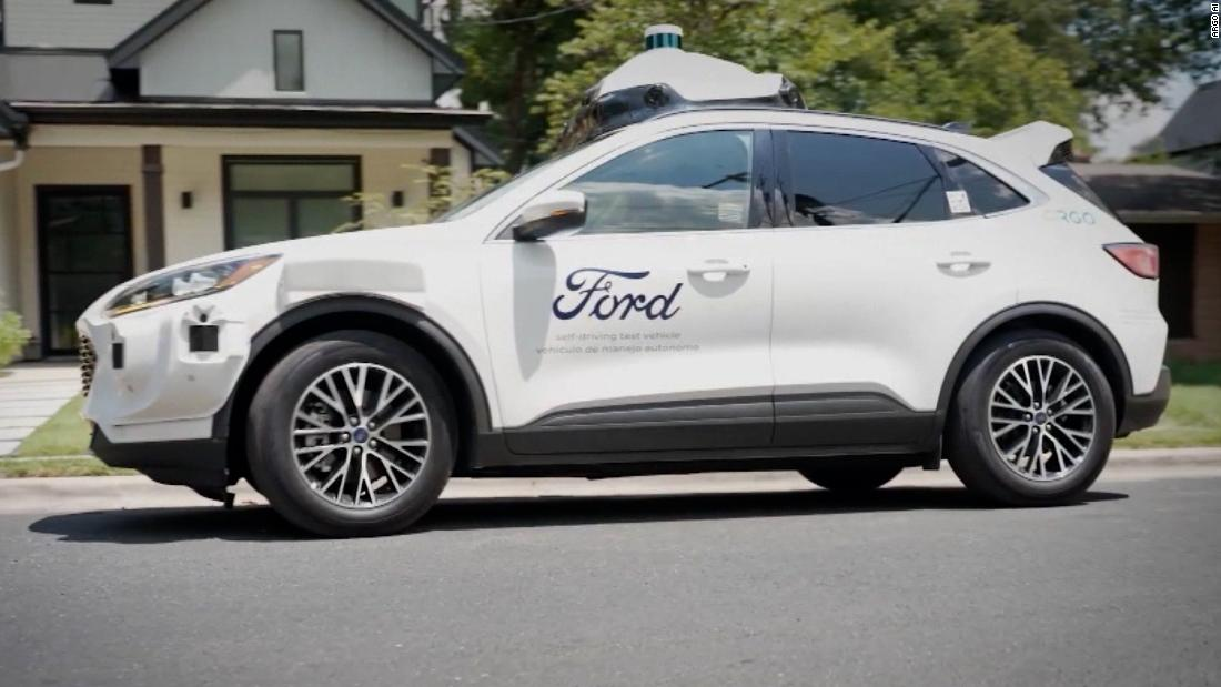 Walmart tests self-driving delivery cars