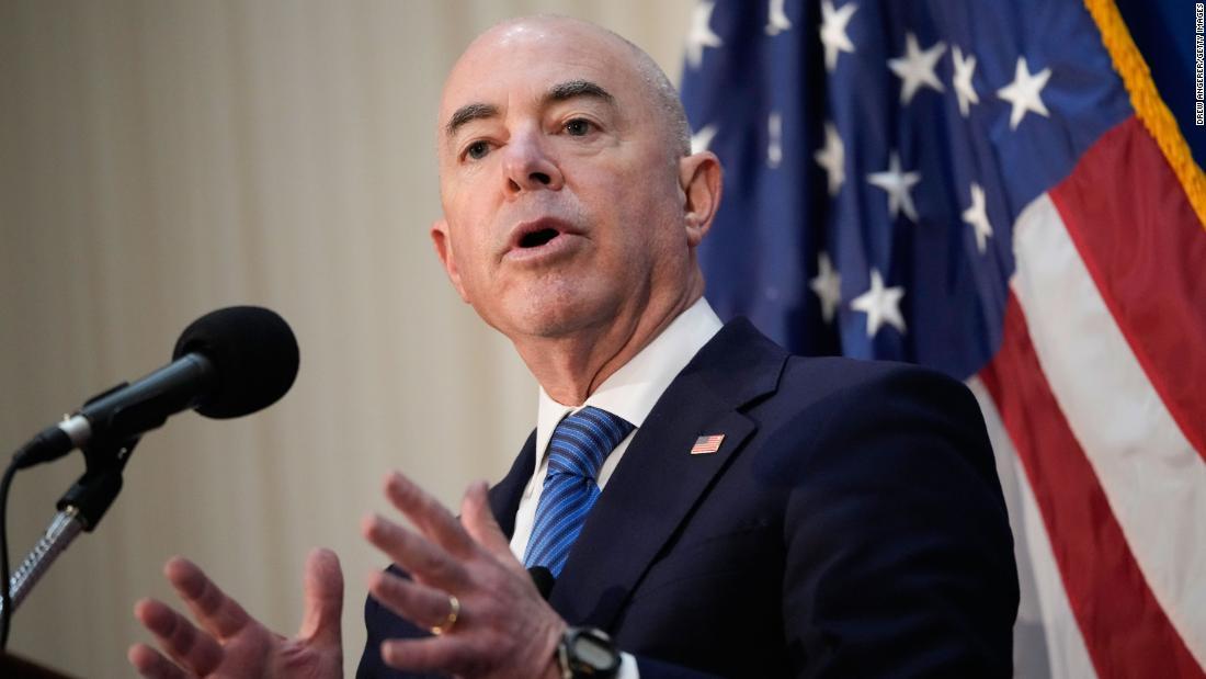 Homeland Security secretary tests positive for Covid-19 – CNN