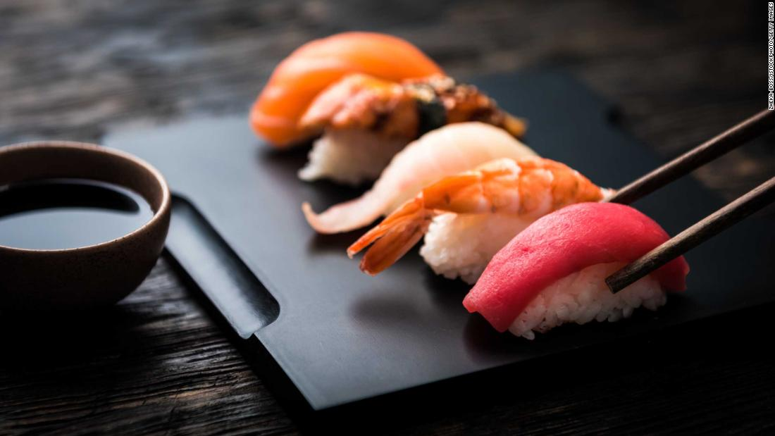 How to eat sushi: Tips for ordering and eating like a Tokyo local