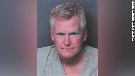 South Carolina attorney Alex Murdaugh, seen in this booking photo, was arrested Thursday after turning himself in on charges related to a failed insurance fraud scheme.