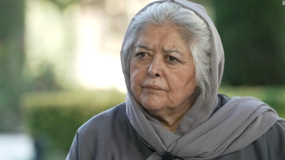 'What are they going to do? Kill all of us?': Hear from female activist in Kabul