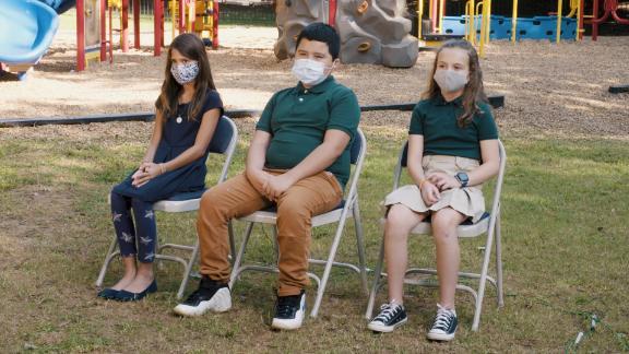 Image for 'I have one concern': Dr. Gupta addresses 5th grade boy's vaccine hesitancy