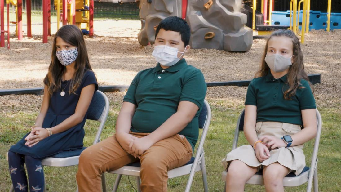 This boy is concerned about the vaccine. Dr. Gupta explains why it's important