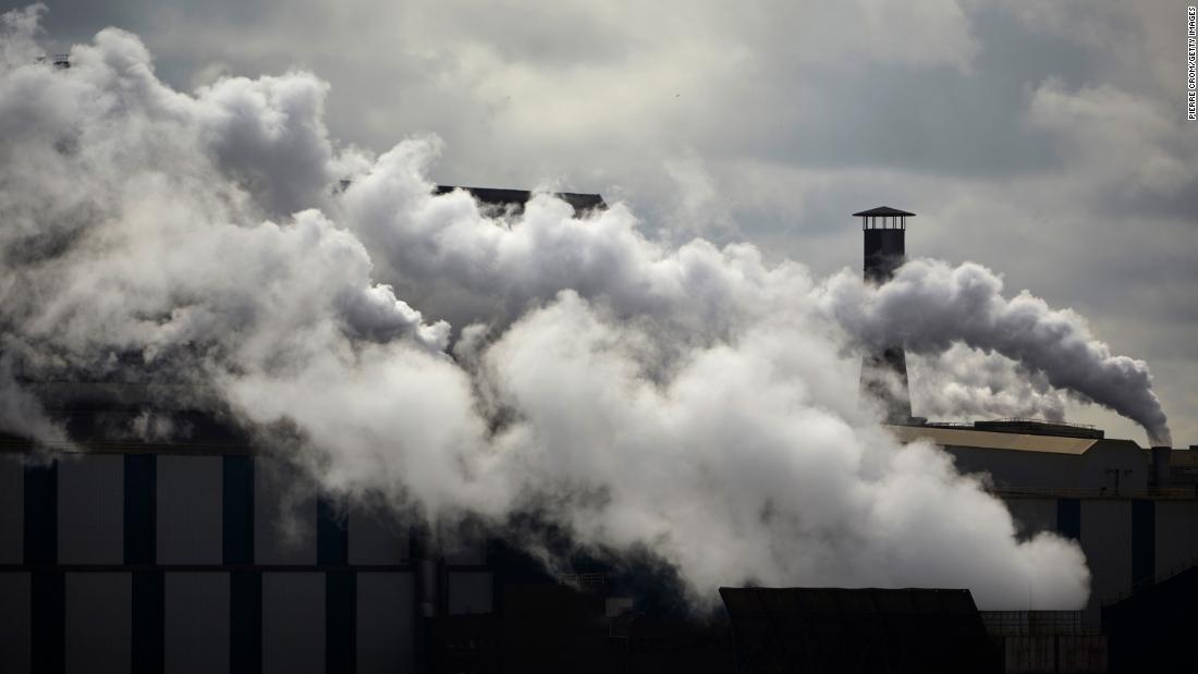 CO2 levels in the atmosphere reach a 3 million-year high, putting the world 'way off track' on climate goals