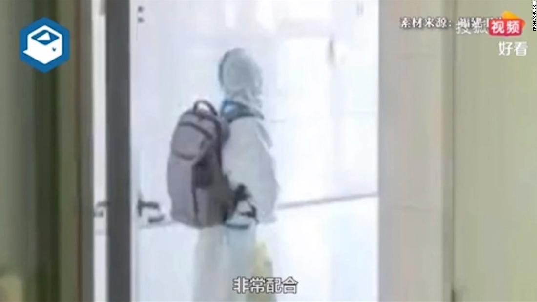Viral video of a 4-year-old in hazmat suit without parents reveals the human toll of China's zero-Covid policy