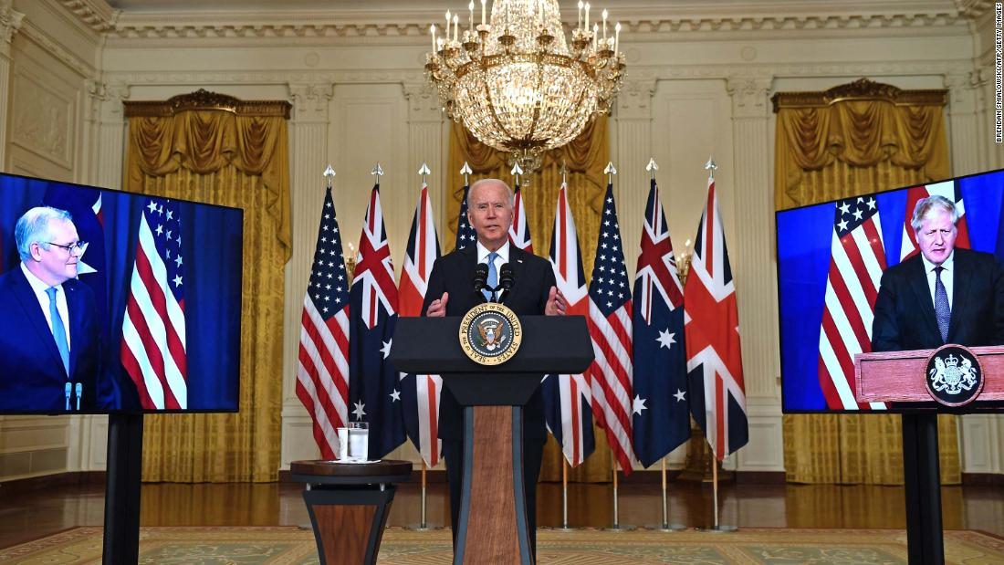 The key question Joe Biden must answer in his debut UN General Assembly speech