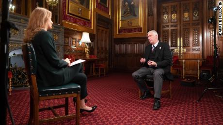 UK Parliament Speaker Lindsay Hoyle speaks to CNN's Bianca Nobilo.