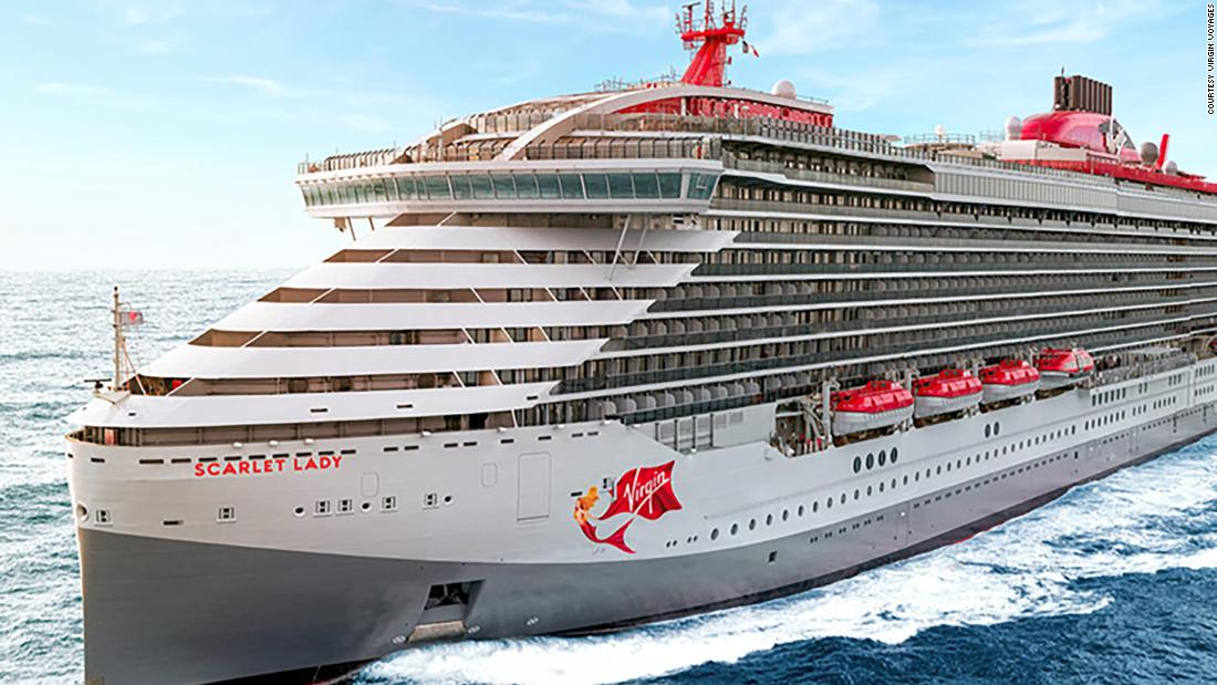 Richard Branson hates cruise ships, so why'd he build one?