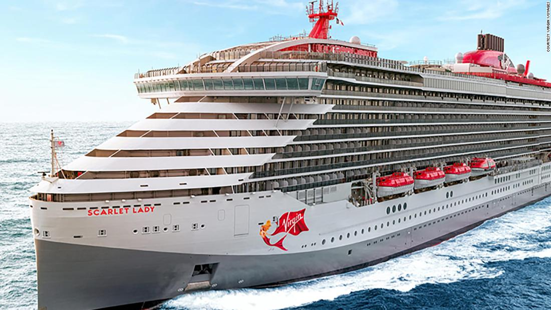 What it's like on Virgin's adults-only cruise ship
