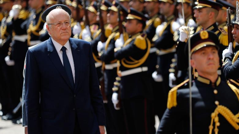New Lebanon PM seeks 'quick fixes' to help his country out of economic crisis
