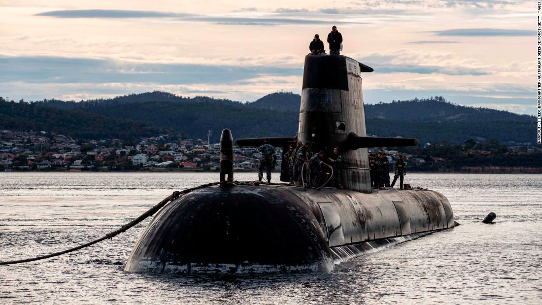 Australia had 'deep and grave' concerns about French submarines' capabilities, PM says - CNN