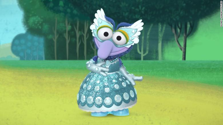 Nonbinary characters like 'Gonzo-rella' are lighting up children's TV and encouraging self-acceptance
