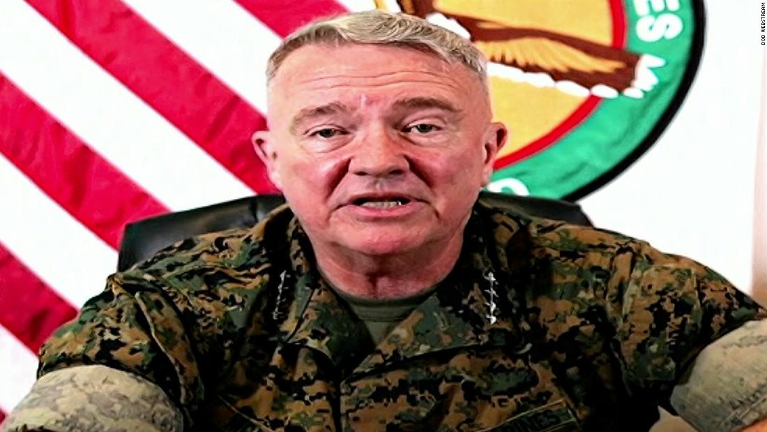 'It was a mistake': US military general on Kabul drone strike