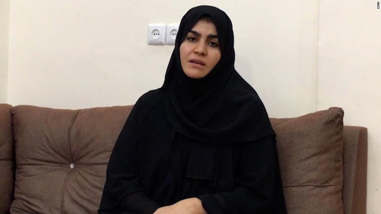 Hear from female judge hiding in Afghanistan as Taliban threaten her for her work