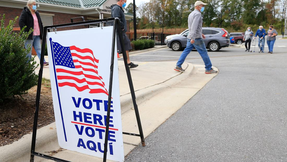North Carolina court blocks state voter ID law, citing 'intent to target African American voters'