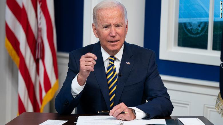 The biggest hurdle on the road for Biden's economic plan