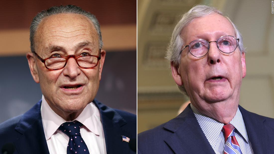 Democrats face GOP blockage on raising debt ceiling as time is running out – CNN