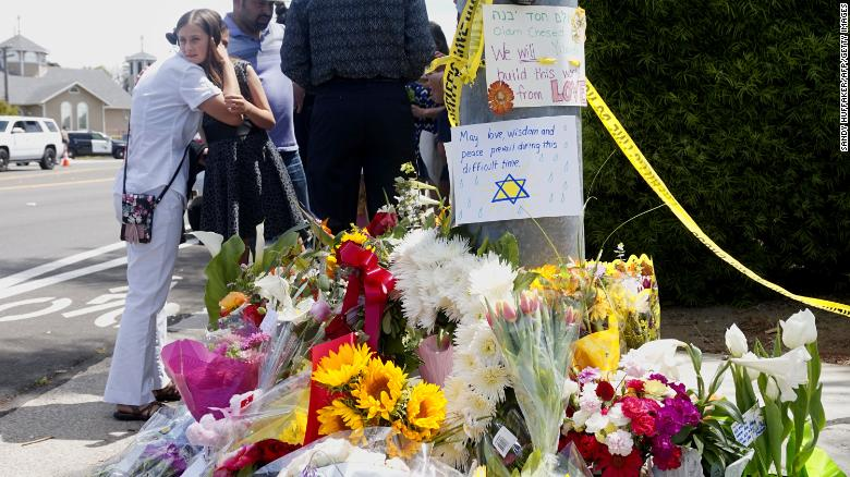 Feds say man driven by hatred of Jews pleaded guilty to all charges after deadly 2019 assault on California synagogue