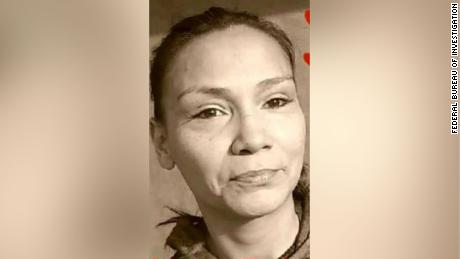 FBI offers $ 10,000 reward for information on missing Native American woman
