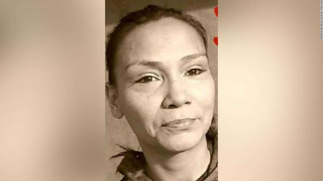 FBI offers $10,000 reward for information on the disappearance of Native American woman