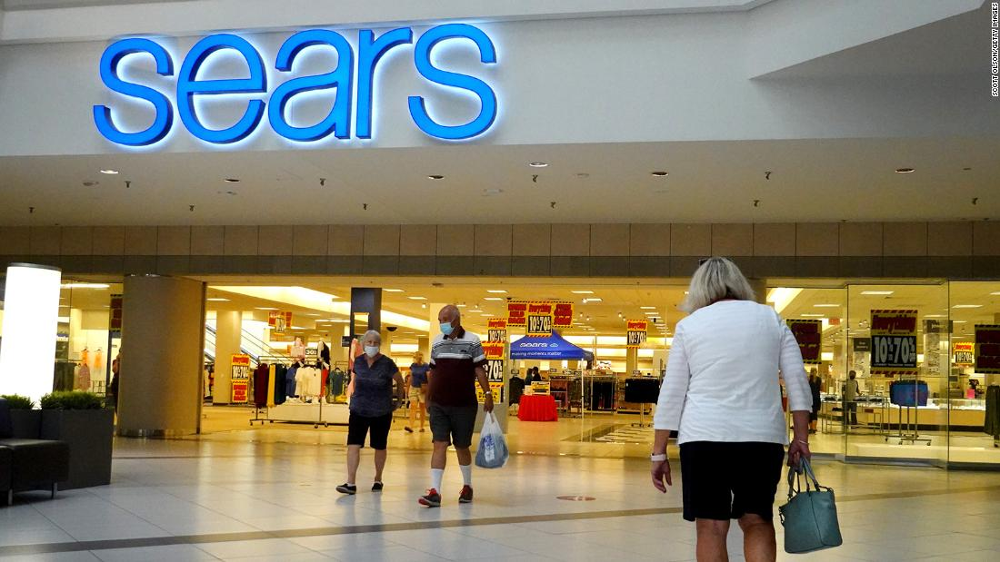 Sears is closing its last department store in Illinois, the retailer's home state