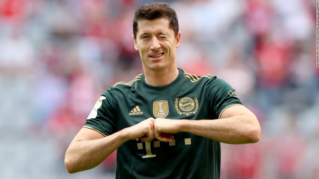 Bayern Munich puts seven goals past hapless VfL Bochum