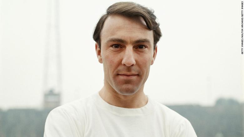 Jimmy Greaves, England World Cup winner and Tottenham legend, dies aged 81