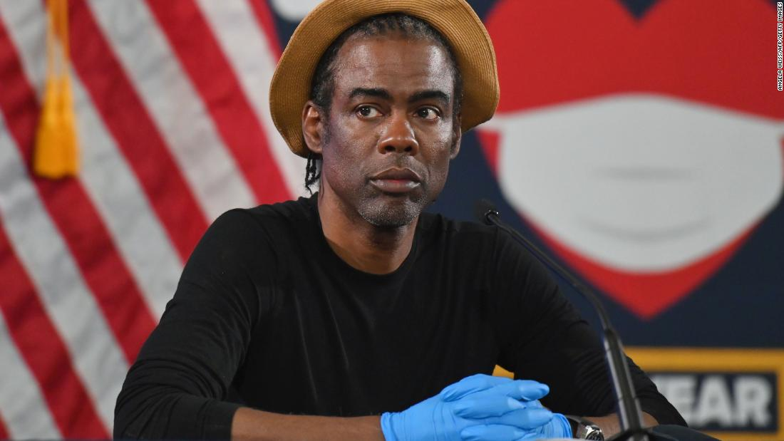 Chris Rock says he has Covid. 'Trust me you don't want this,' comedian tweets