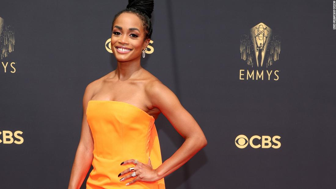 Red carpet photos from the Emmy Awards