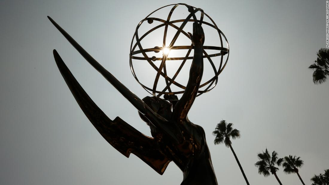 Follow live coverage of the Emmy Awards