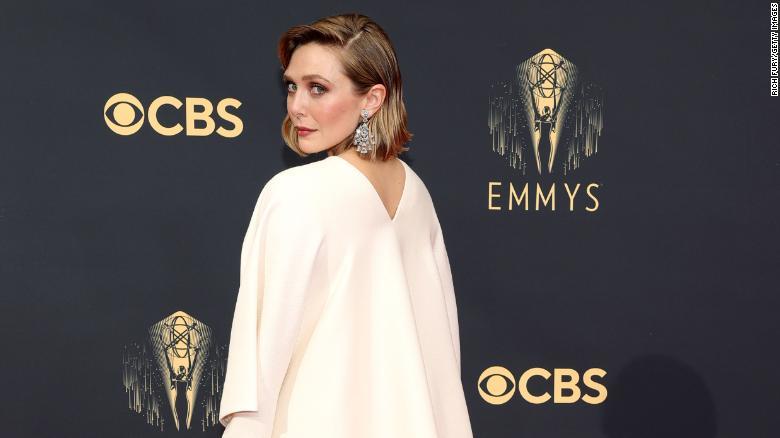 Elizabeth Olsen's Emmy dress was designed by her sisters