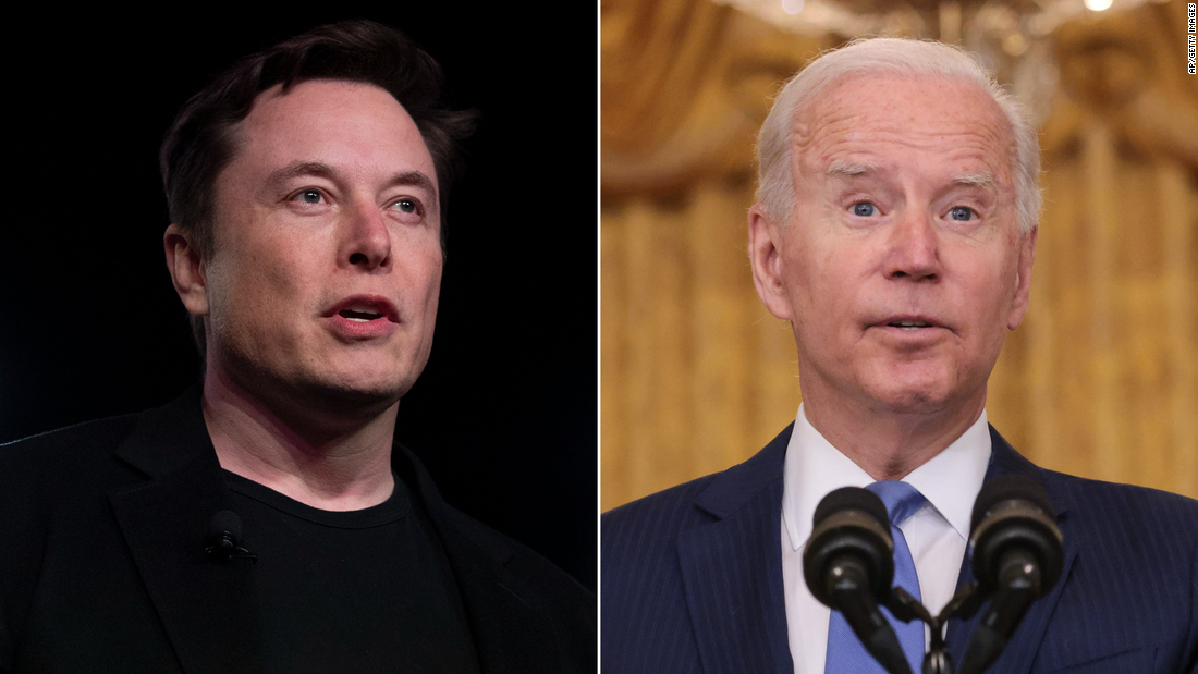 Elon Musk takes shots at Joe Biden after SpaceX sends civilians to space