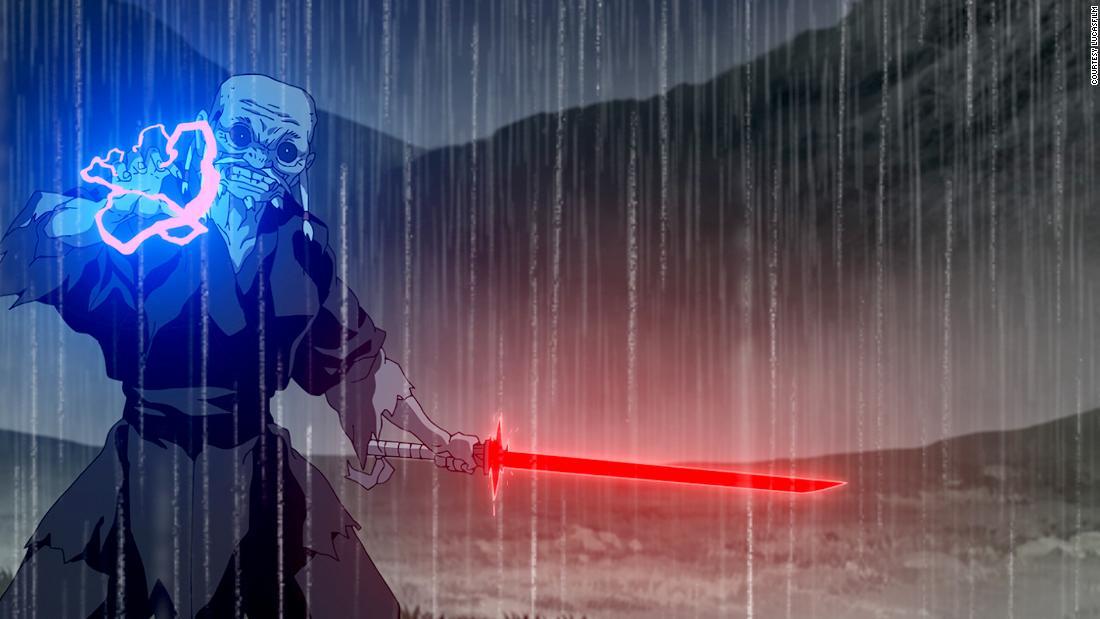'Star Wars: Visions' brings George Lucas' galaxy full circle in striking anime shorts