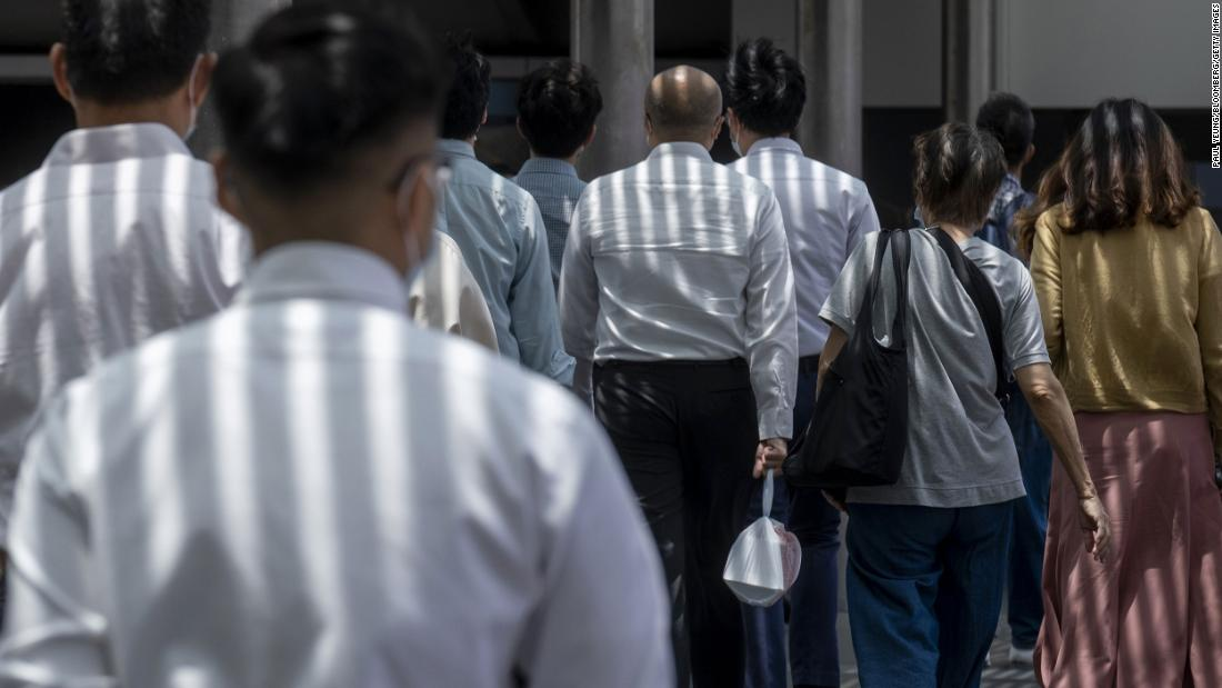Hong Kong expats are up in arms about quarantine. Singapore stands to gain