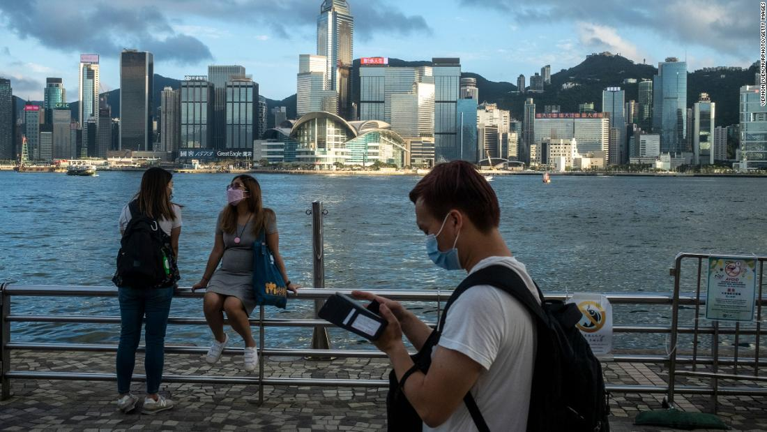 Hong Kong's restrictions are taking a 'huge toll' on expats, and they want out