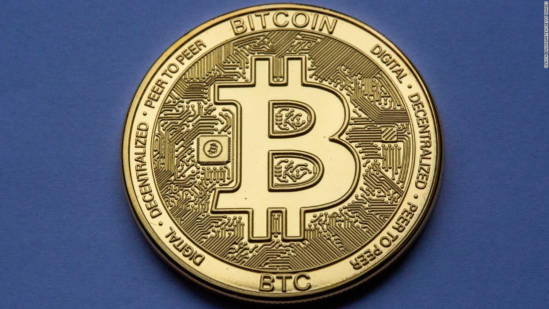 Bitcoin plummets as global selloff continues over Evergrande